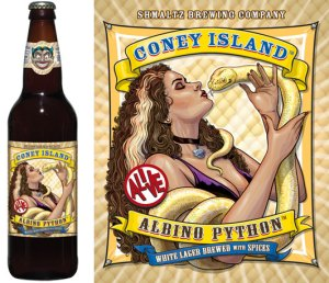 coney_island_albino_python